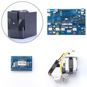 UP mini 3Dプリンター用メンテナンスパーツ