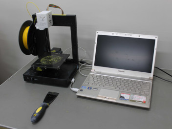 3Dプリンター UP!Plus2