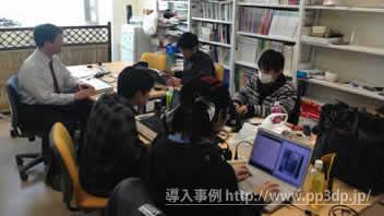 千葉工業大学-林原研究室様(1)