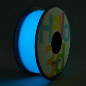 Hello3D蓄光フィラメント(PLA)
