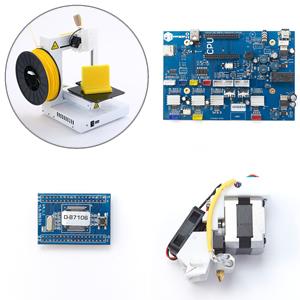 UP Plus2 3Dプリンター用メンテナンスパーツ