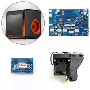 UP BOX 3Dプリンター用メンテナンスパーツ